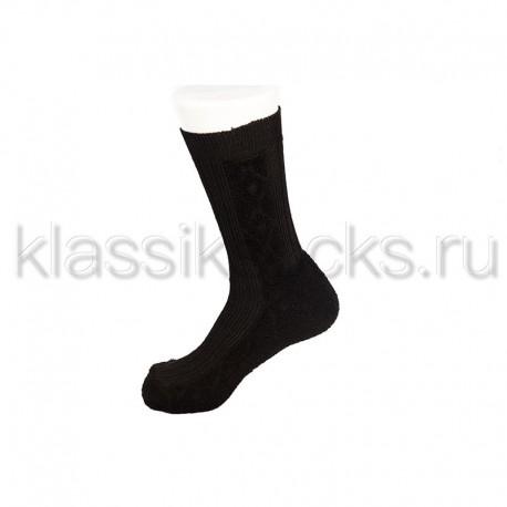 Носки из шерсть и хлопка МС-16