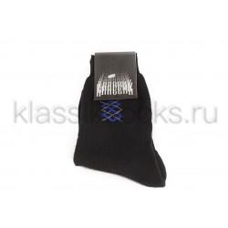 """Зимние мужские носки """"Классик"""" КМ-108"""